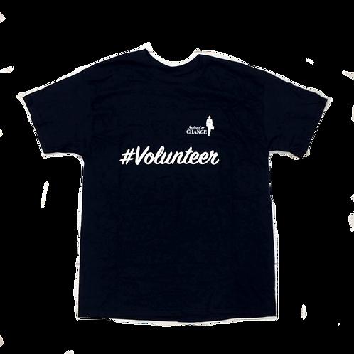 #Volunteer T-shirt