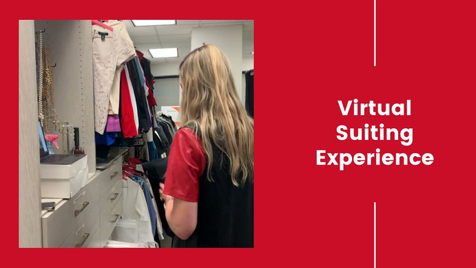 Virtual Suiting Experience