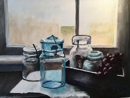 Ball Jars  grapes.JPG