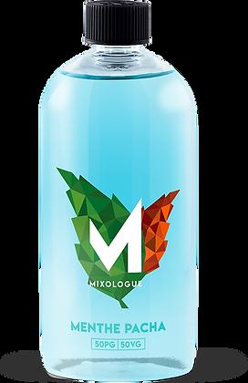 Mixologue – Menthe Pacha
