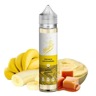 Banane Caramélisée 50ml
