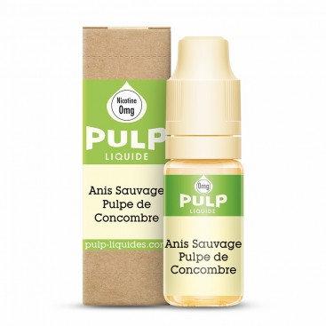 Anis Sauvage & Pulpe de Concombre