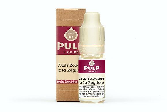 Pulp – Fruits Rouges à la Réglisse