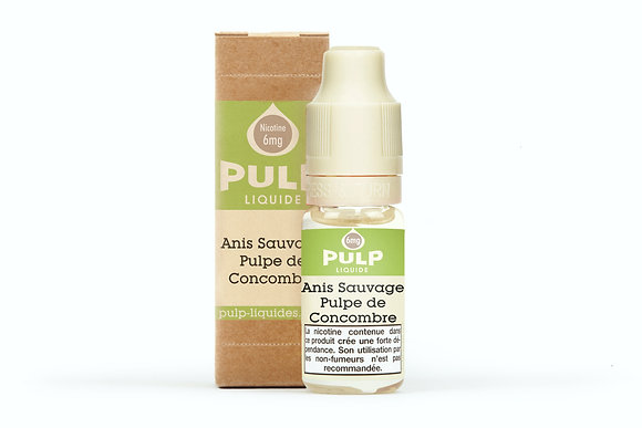 Pulp – Anis Sauvage Pulpe de Concombre