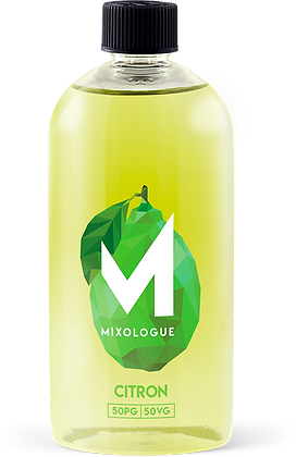 Mixologue – Citron