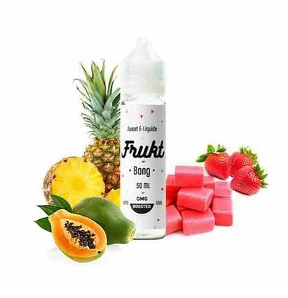 Frukt - Bang 50ml