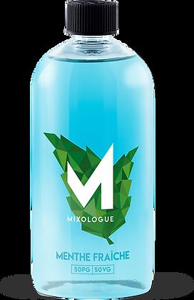 Mixologue – Menthe Fraîche
