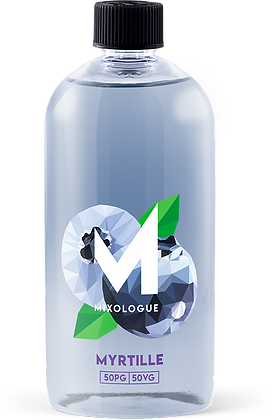 Mixologue – Myrtille