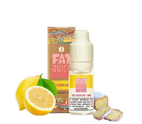 Fat Lemon Cake