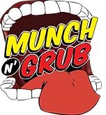 MUNCH N' GRUB LOGO