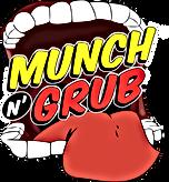 MUNCH N' GRUB LOGO