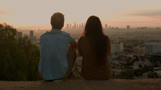 Still from Just Living: The Series