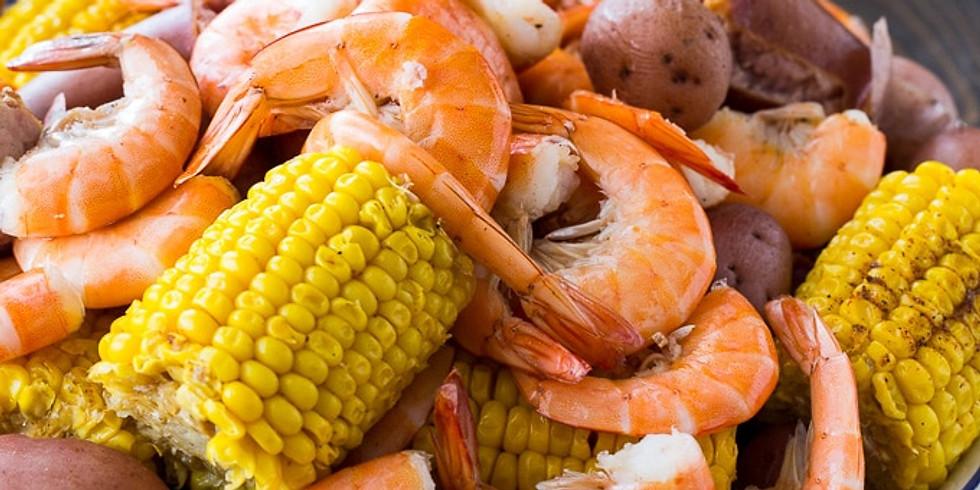 Bring a Friend Seafood Boil