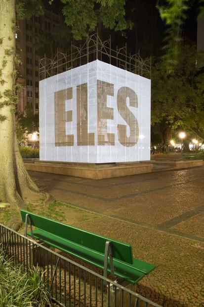 Monumento e Cidade - Porto Alegre