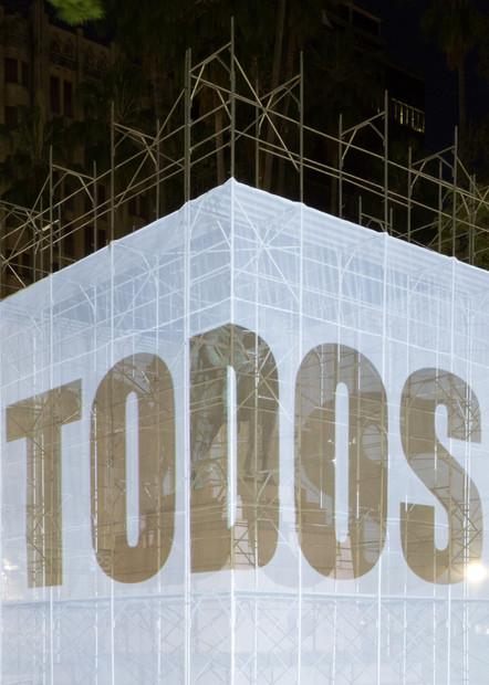 Monumento e Cidade © Alcindo Dedavid - 1Monumento e Cidade - Porto Alegre