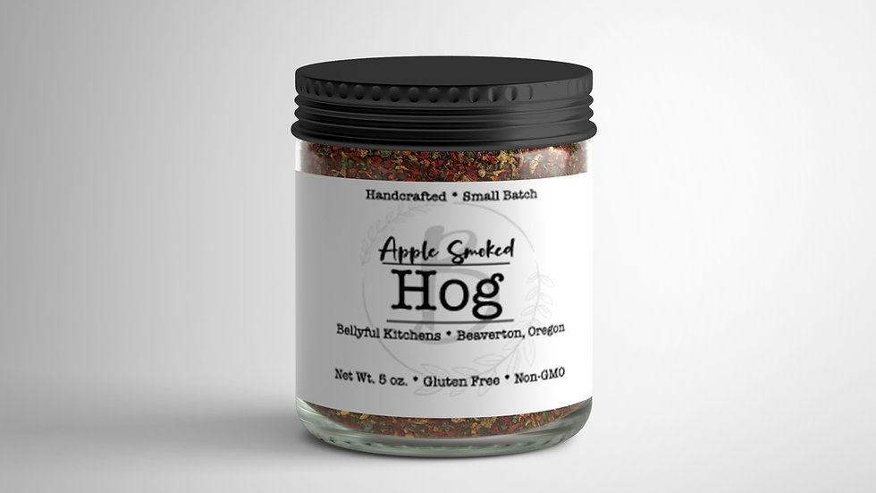 Apple Smoked Hog Blend
