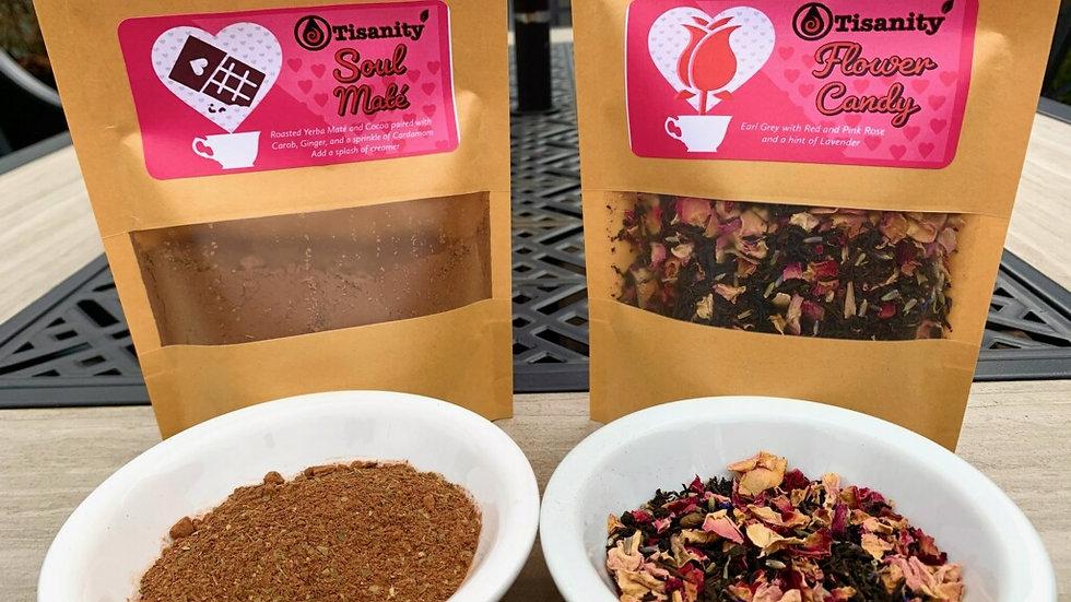 Tisanity Cocoa & Tea Combo