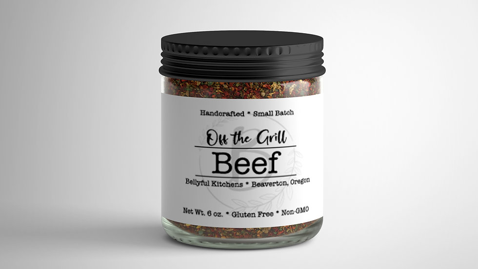 Off the Grill Beef Blend