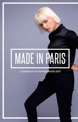 Made in Paris lookbook