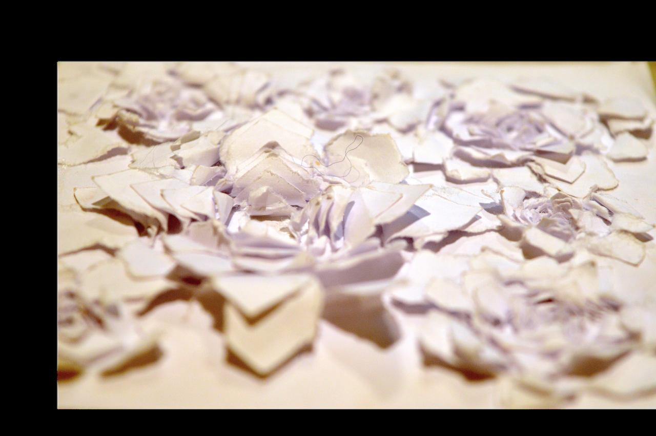 Recherche textures papier