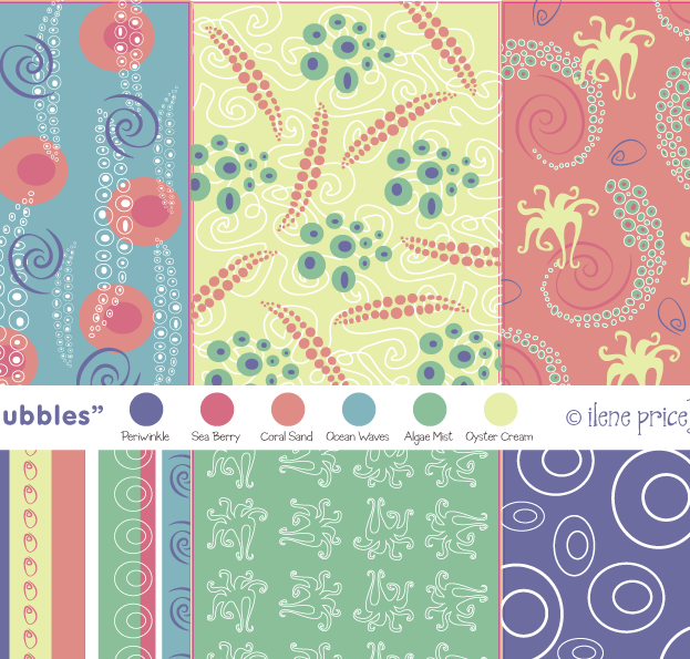 Octo Bubbles Collection