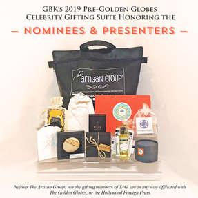 2019 Golden Globes Swag Bag