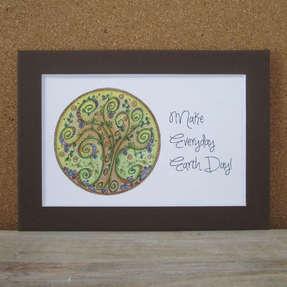 Earth Day Mini Print