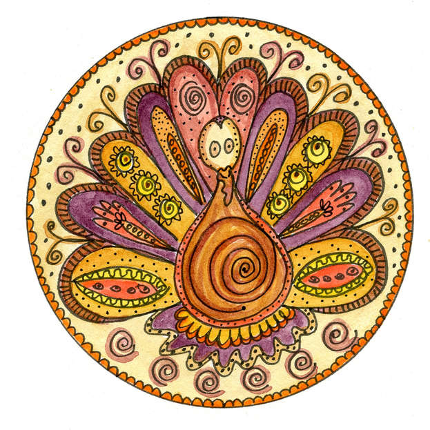 Be Thankful (Thanksgiving)