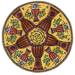 Drum Circle (Custom)