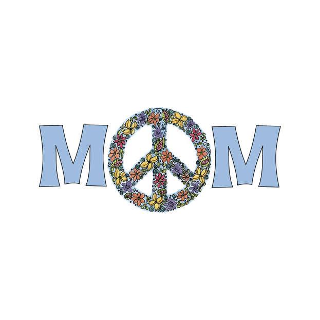 Peaceful Mom Logo