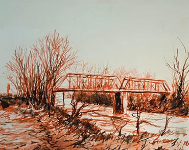 BROOKS BRIDGE 1