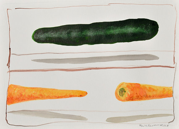Cucumber Waits, Carrots in Transit