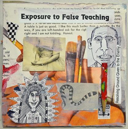DO NOT FOLLOW OCCULT ART INSTRUCTION 5