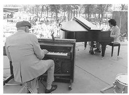 Sunnyland Slim & Chuck (Chicago Blues Fe