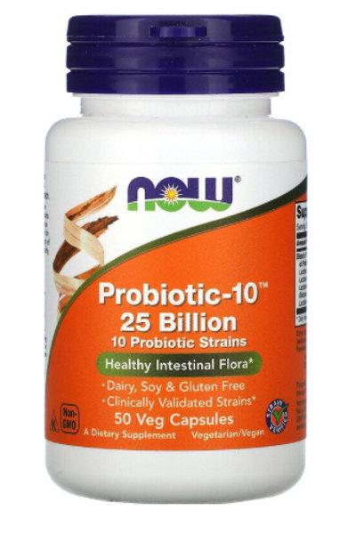 Probiotic-10 25 Billion - 50 vcaps