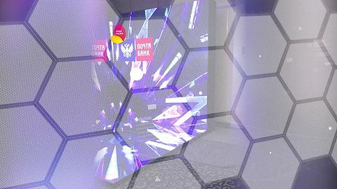Интерактивная светодиодная видео фотозона