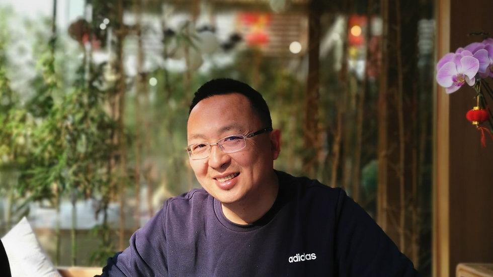 杨景凯自愈力远程调理年卡