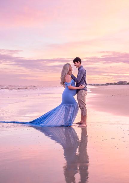 Myrtle beach maternity photographer