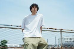 GQ JAPAN Tシャツ・ホリックス Vol.4ー俳優・坂東龍汰の巻