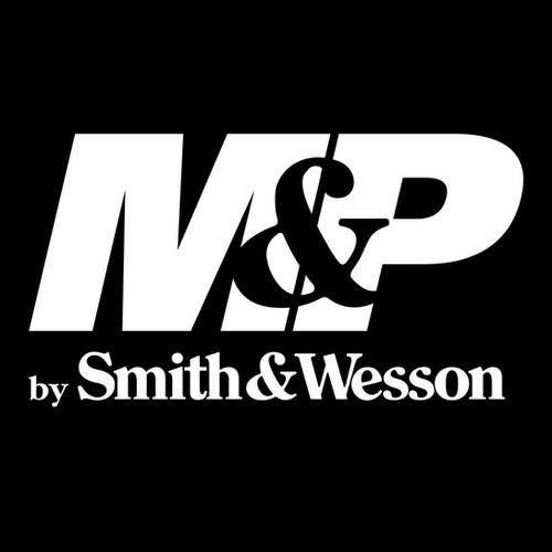 MP By SmithWesson Vinyl Sticker