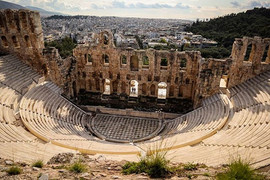 Theatre of Dionysus _After many years of