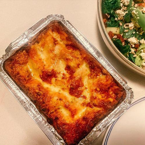 Lasagna | 900g | serves 2-3 ppl