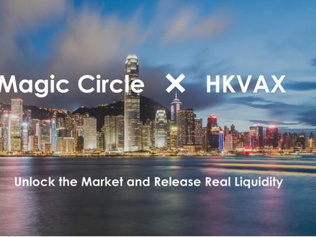 HKVAX allies with Magic Circle to Bring Security Tokens to Hong Kong
