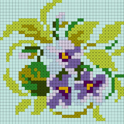 Flower (1600 pcs.)