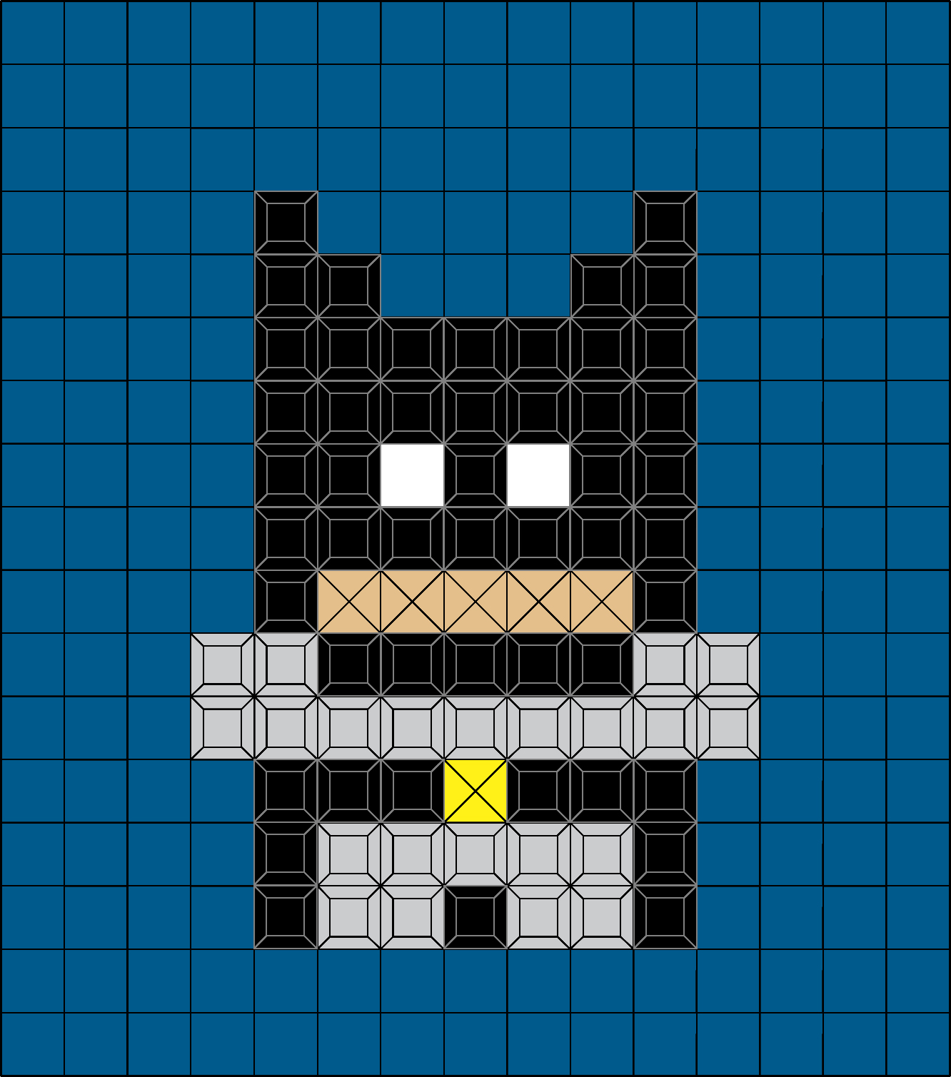 Batman (255 pcs.)