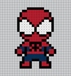 SpiderMan (900 pcs.)