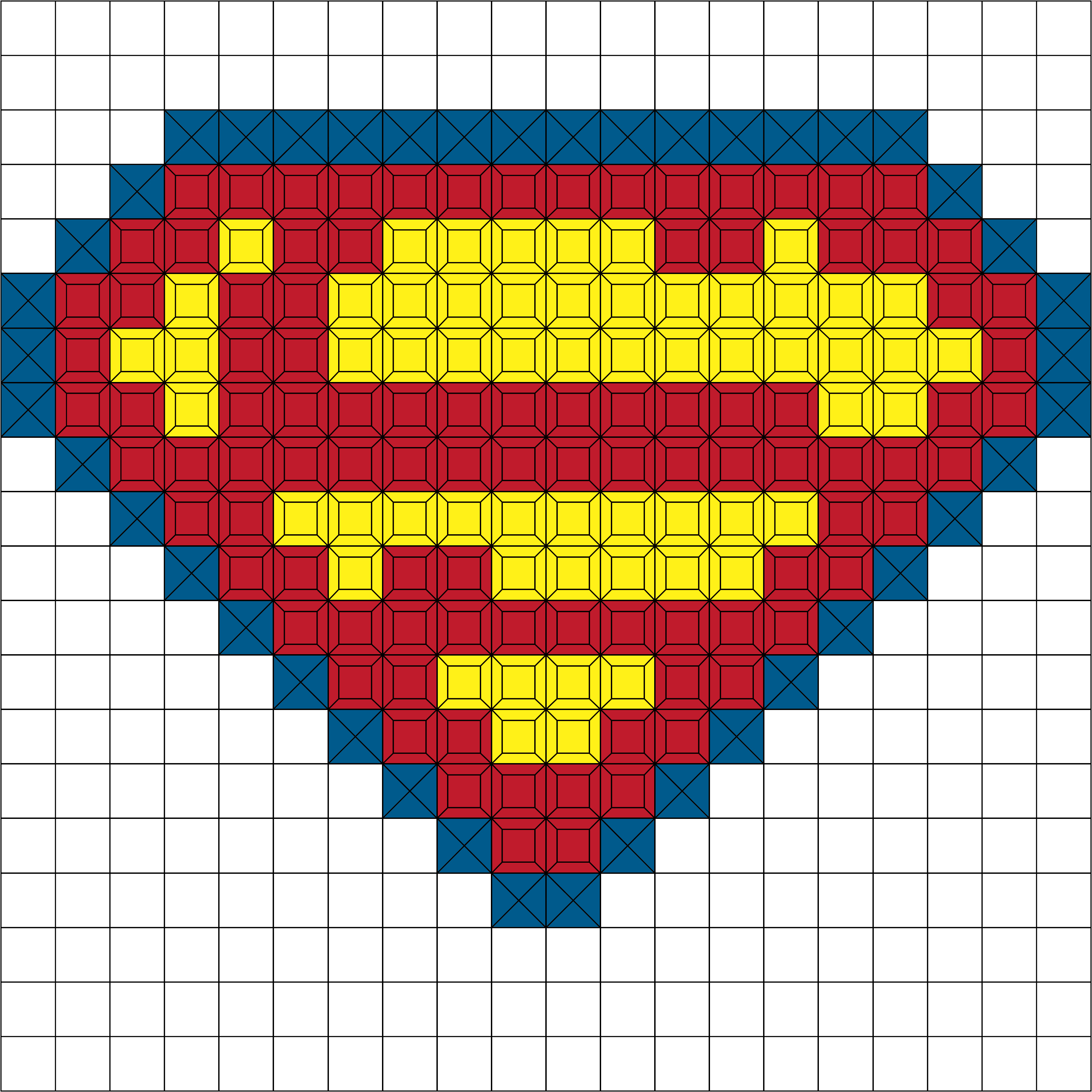 SuperManIcon (400 pcs.)