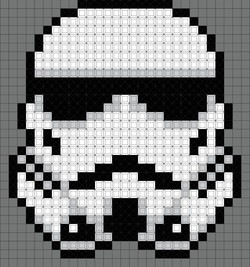 WhiteSoldier (899 pcs.)