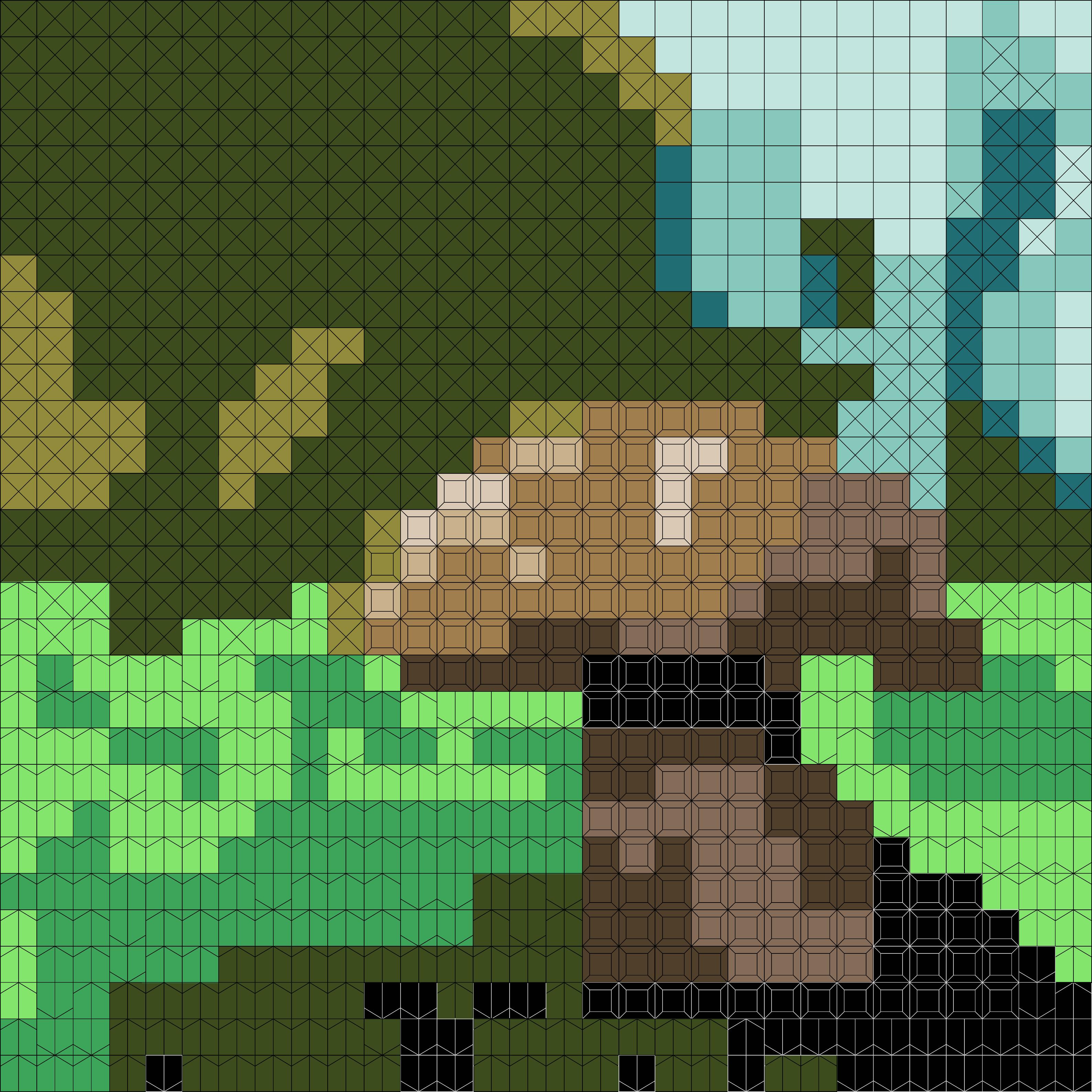 mushroom(900pcs.)