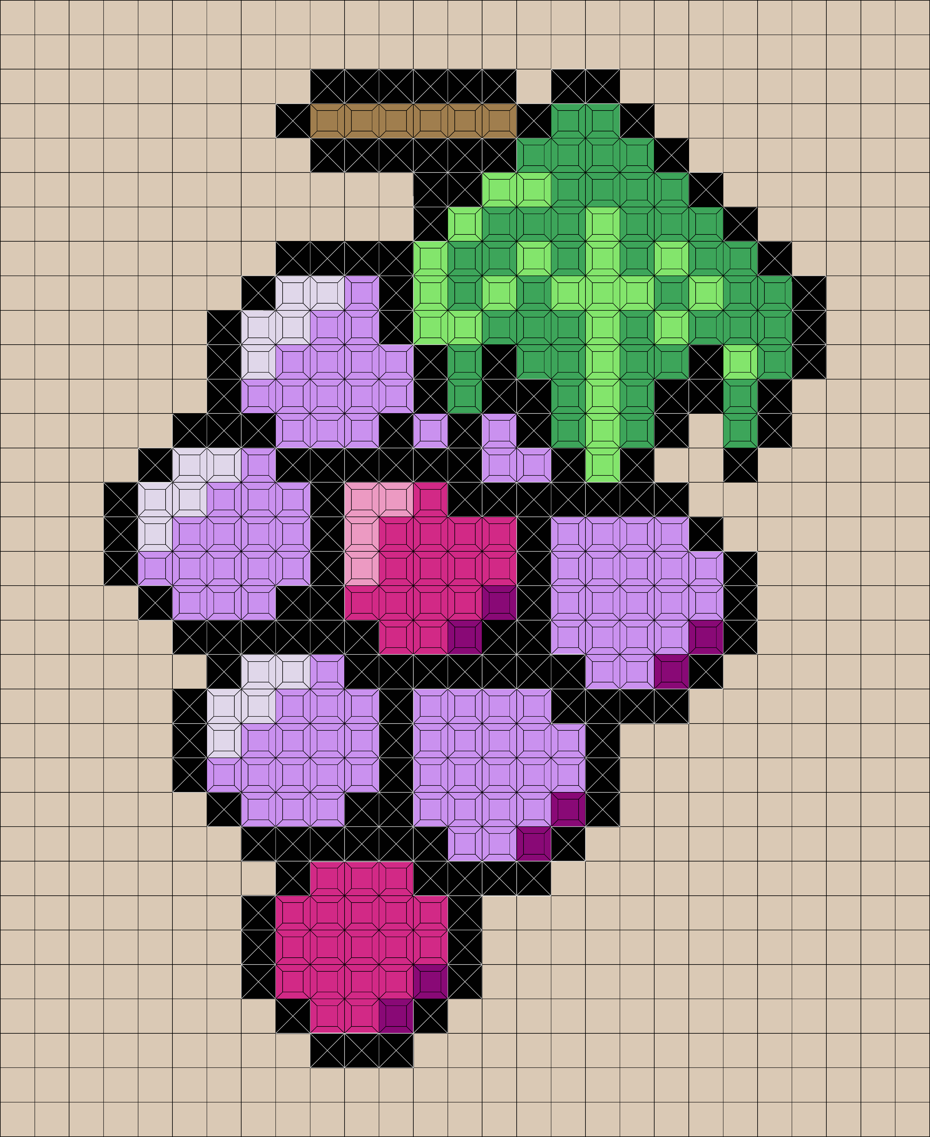 grape(891pcs.)